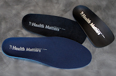 custom orthotic shoe inserts